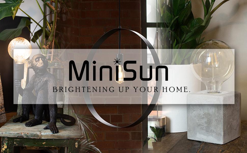 MiniSun, MiniSun Lighting, LED, Lights, Modern Lighting