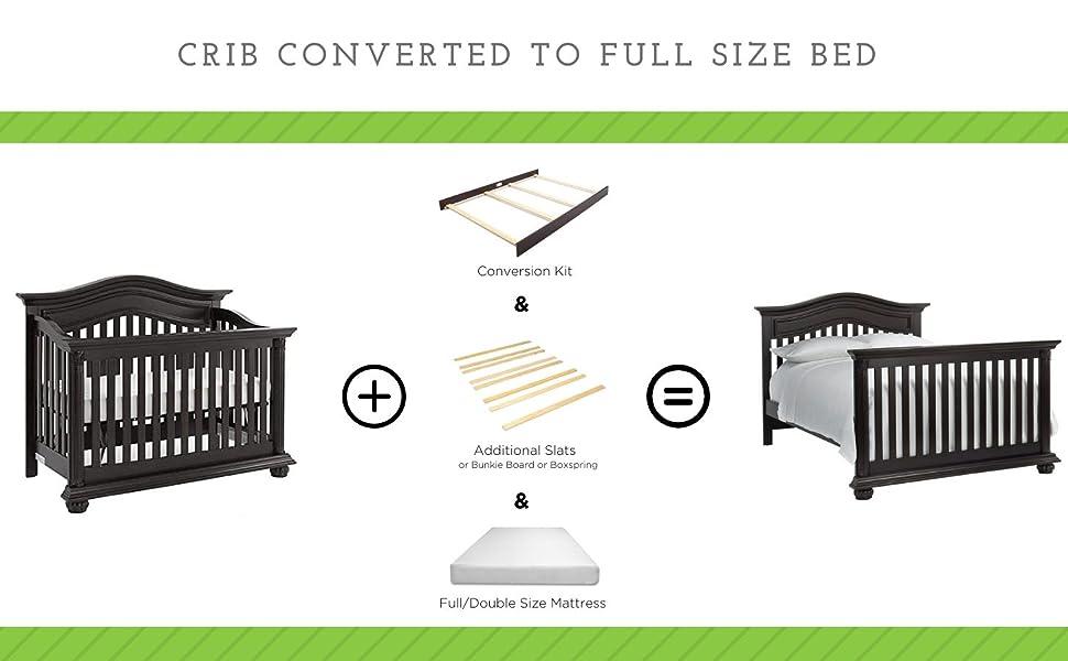 Baby Cache Convertible Crib