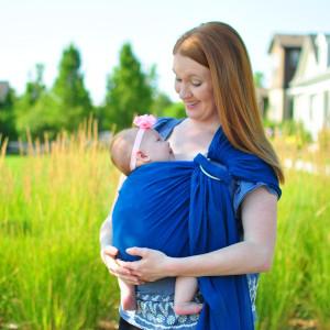 maya wrap comfortable baby carrier ring sling wrap lightweight toddler pocket cotton