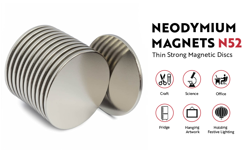 Magnets Super Strong 12