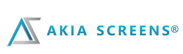 Akia Screens projection screens US based stock service lifetime tech support