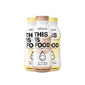 YFood Vanilla   Batido Sustitutivo   Sustitutivo de comida sin lactosa ni gluten   33g de proteínas, 26 vitaminas y minerales   25% de las calorías ...
