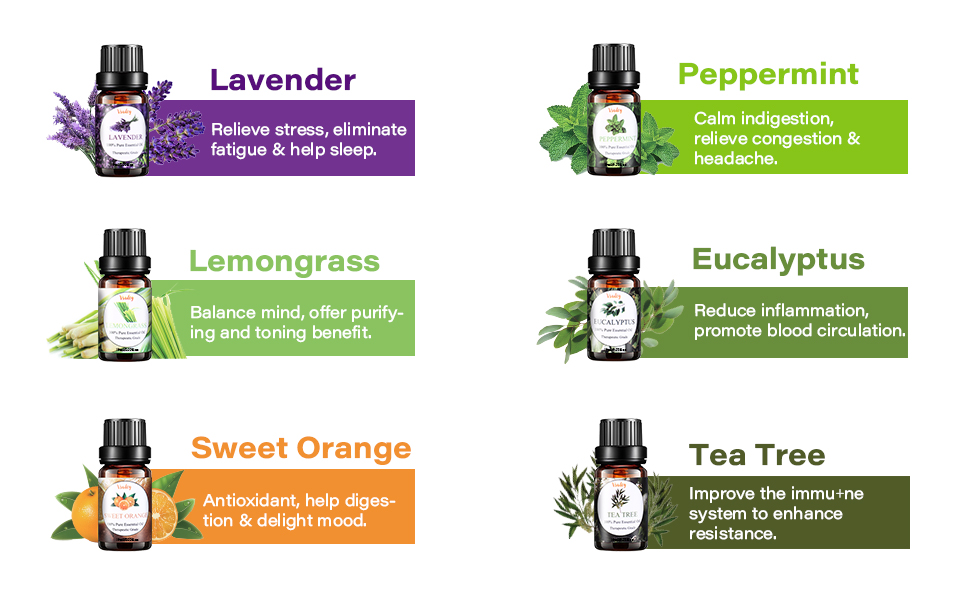 eucalyptus essential oil for diffuser