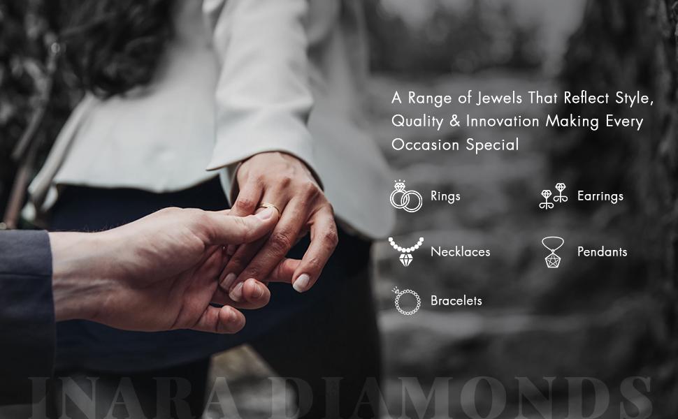 Earrings, Necklaces, pendants, rings, bracelet, diamonds rings, diamond bracelets, diamonds