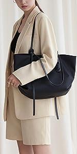 nylon purse