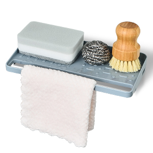 kitchen sink tray for soap bottles dish soap sponge holder dish rag holder for sink tray draining