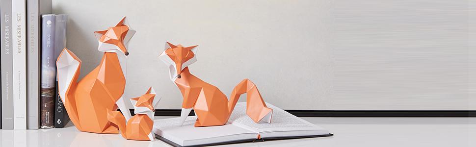 fox decor
