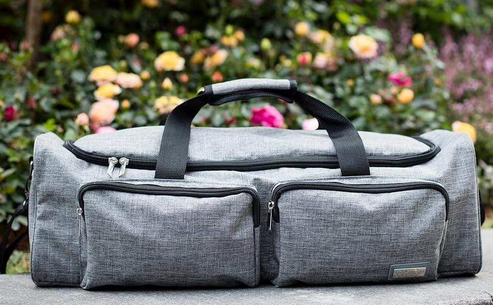 Bag in a gardon