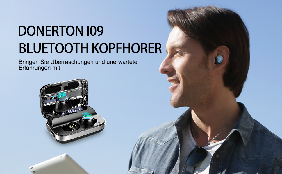 Bluetooth Kopfhörer,