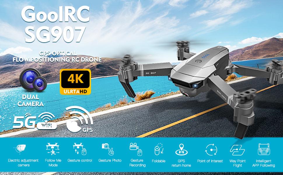 GoolRC SG907 GPS Drone