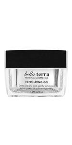 Bella Terra Mineral Exfoliating Gel - Aloe Vera & Chamomile
