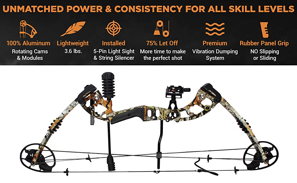 compound bow for archery professional