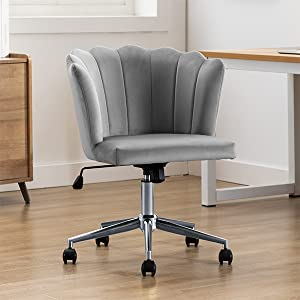duhome elegant lifestyle home office chair computer desk chair Swivel Height Adjustable Modern
