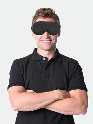 3D eye mask for men