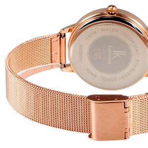 Reloj Unisex Relojes Mujer Hombre correa de pulsera marca watch