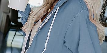 womens zip up hoodie