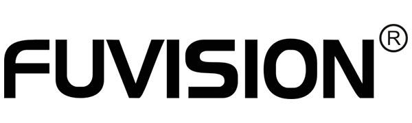 FUVISION Solar battery security camera outdoor wifi camera with solar panel surveillance camera