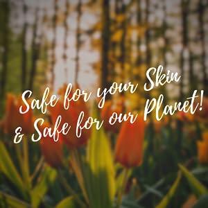 Iryasa Natural Vegan Skin Care Stretch mark and Scar Treatment