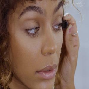 lashes; lash, makeup, sarah maxwell, maxwell