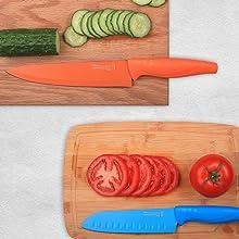 ceramic knife set