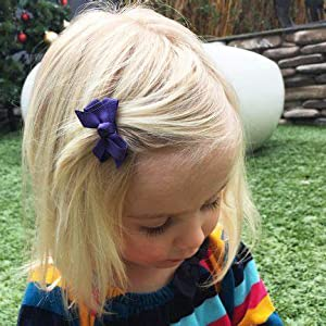 toddlers hair side