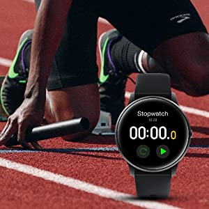 Stopwatch, Music Controller and Remote Camera
