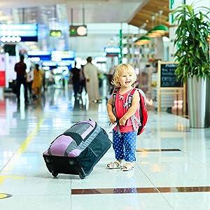 travel, luggage tracking, kid tracking