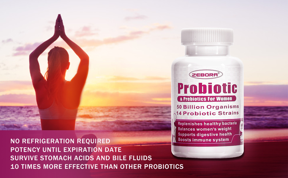 probiotics tablets