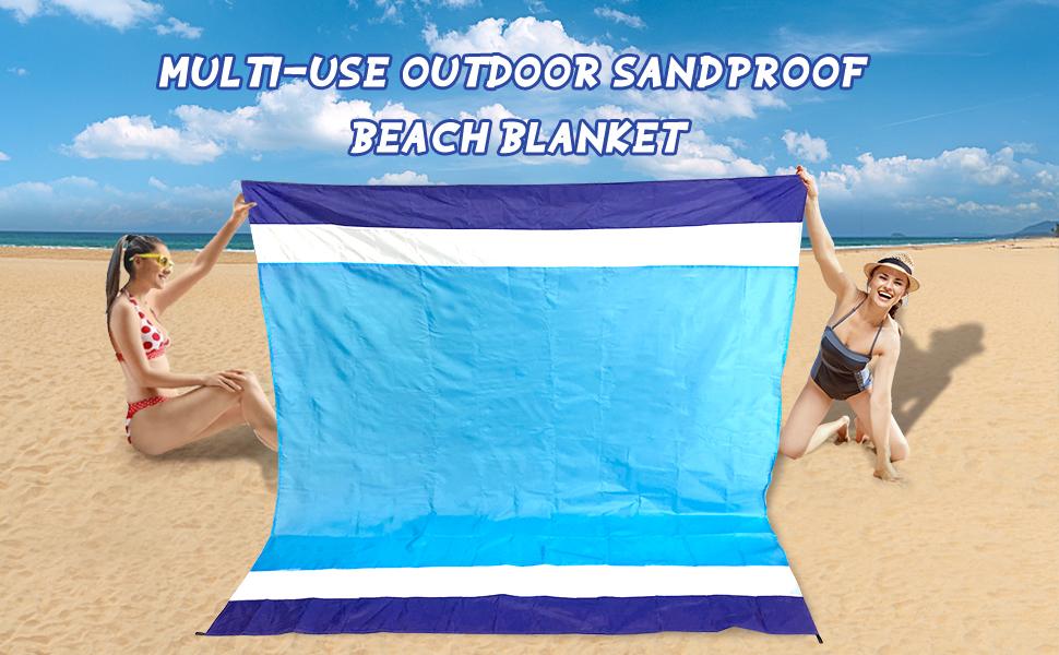 large beach Mat