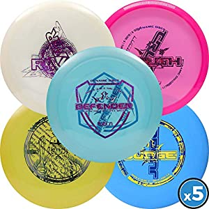 5 Discs Pack