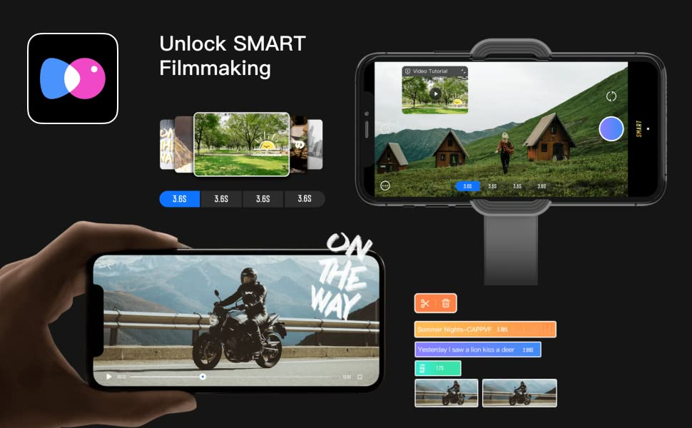 ZY Cami App Unlock SMART Filmmaking