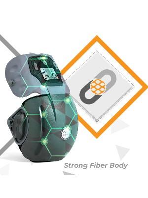 strong fibre body jsb hf124 knee massager