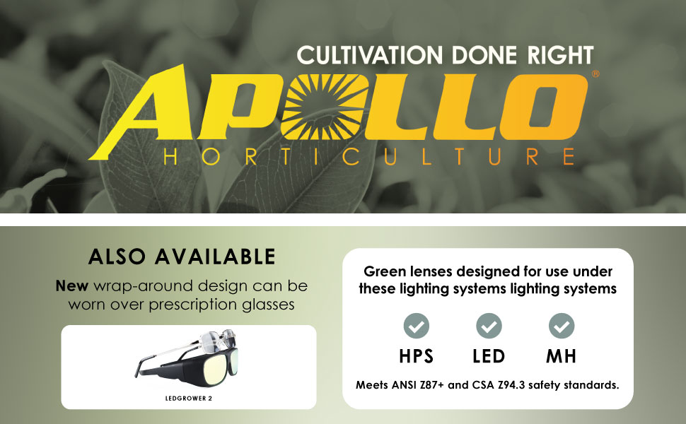 apollo horticulture offers the  products around. Cultivation done right