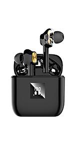 Dual Drivers True Wireless Earbuds