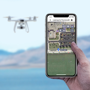 APP FIND MY DRONE