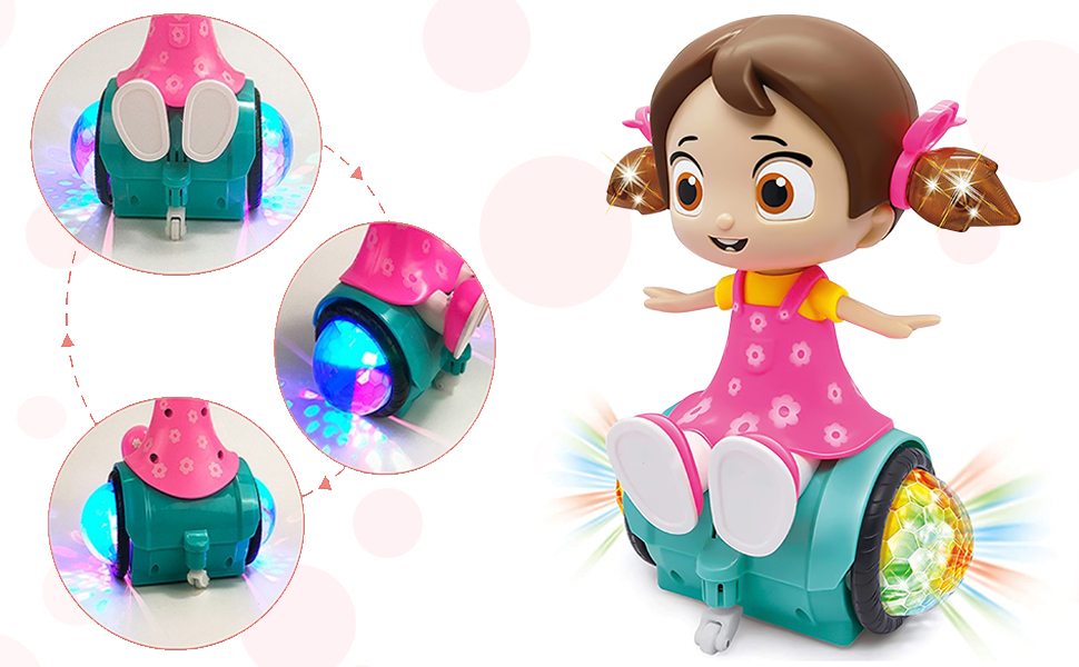 musical toy ; toy ; small toy , dancing rabbit ; musical toy for kids ; dancing doll