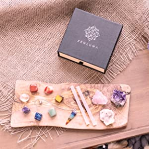 Zenluma Healing Crystal Kit