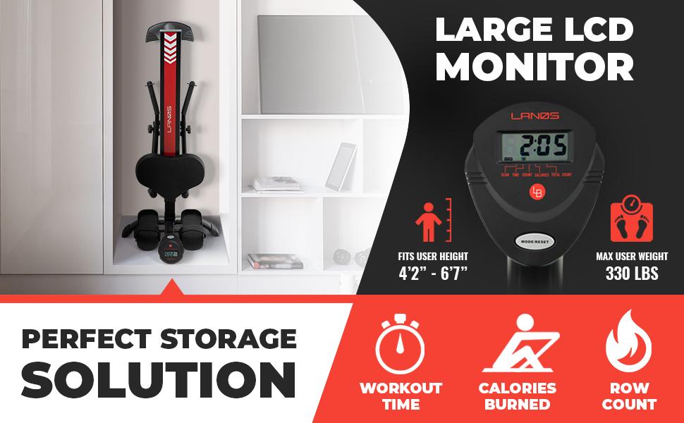 Fitness equipment, indoor rowing machine, foldable rowing machine, rowing machine for home use