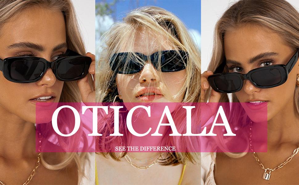 rectangle sunglasses for women