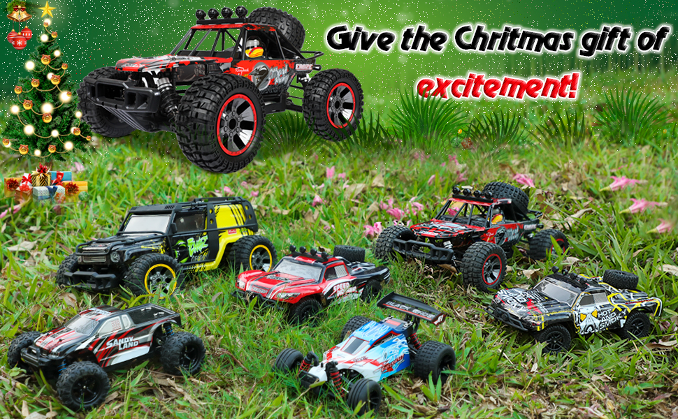 2020 BEST RC TRUCK GIFT IDEA FOR CHRISTMAS