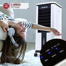 air cooler purifier humidifier