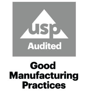 United States Pharmacopeia cGMP Audited