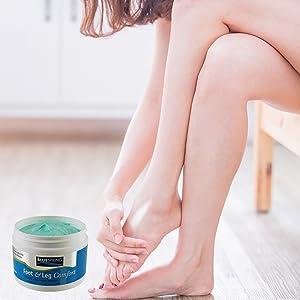 diabetic pain relief cream foot rub leg comfort leg massager for circulation