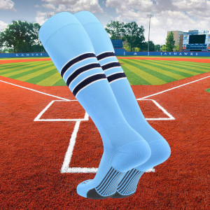 Twin City Over the Calf Baseball Sock Dugout Series Pattern I