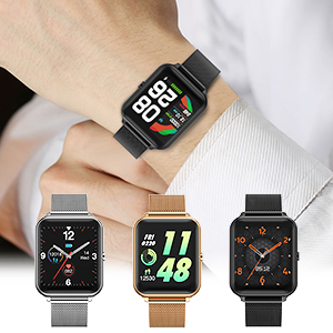 smart watches for women men