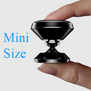 Mini size magnetic mount