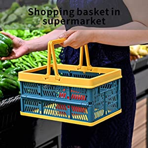 Grocery Shopping Baskets