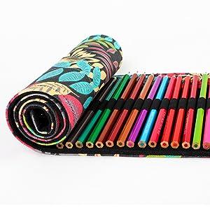 Pencil Roll Organizer