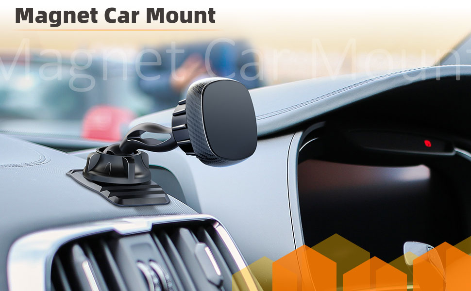 magnetic car mount for phone