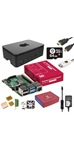 Marstudy Raspberry Pi 4 Ultimate Kit